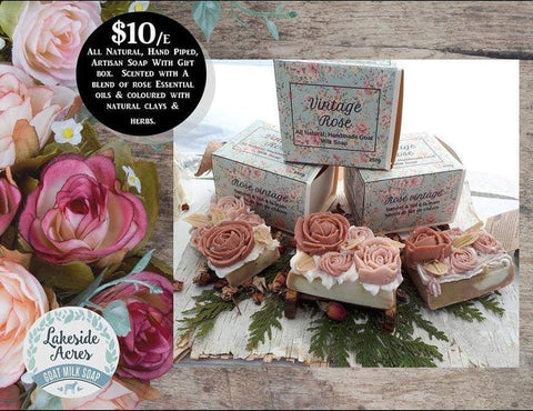 Specialty Artisan Soaps