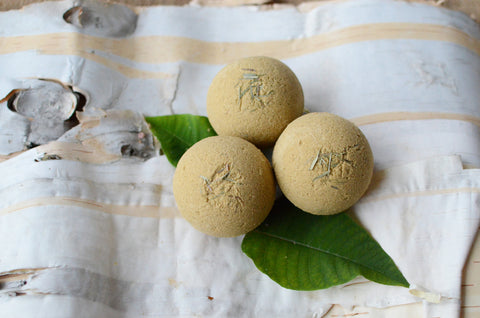Lemongrass grapefruit  Bath Bomb