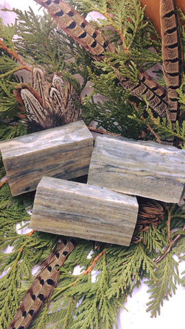 Cedarwood Woodgrain Soap