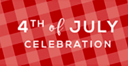 Fourth of July Celebration!
