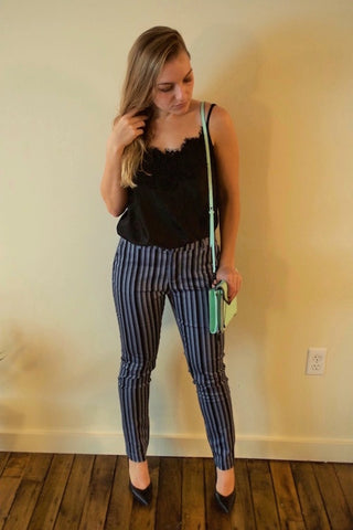 Sherri Striped Trousers