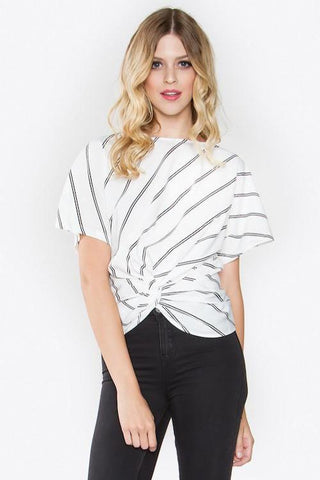 Trisha Stripe Top