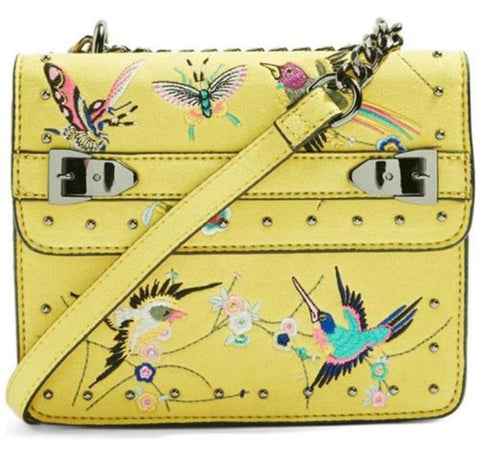 Hummingbird Crossbody Purse