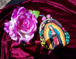 Virgen Mary Daily Affirmation Coin Purse