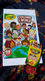 Crayola Colors of the World Multicultural Set