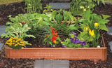 6inch Single Raised Garden Bed