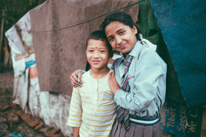 Nepal: 46 children in Kathmandu slums receive scholarships; over 300 girls trained in trafficking avoidance