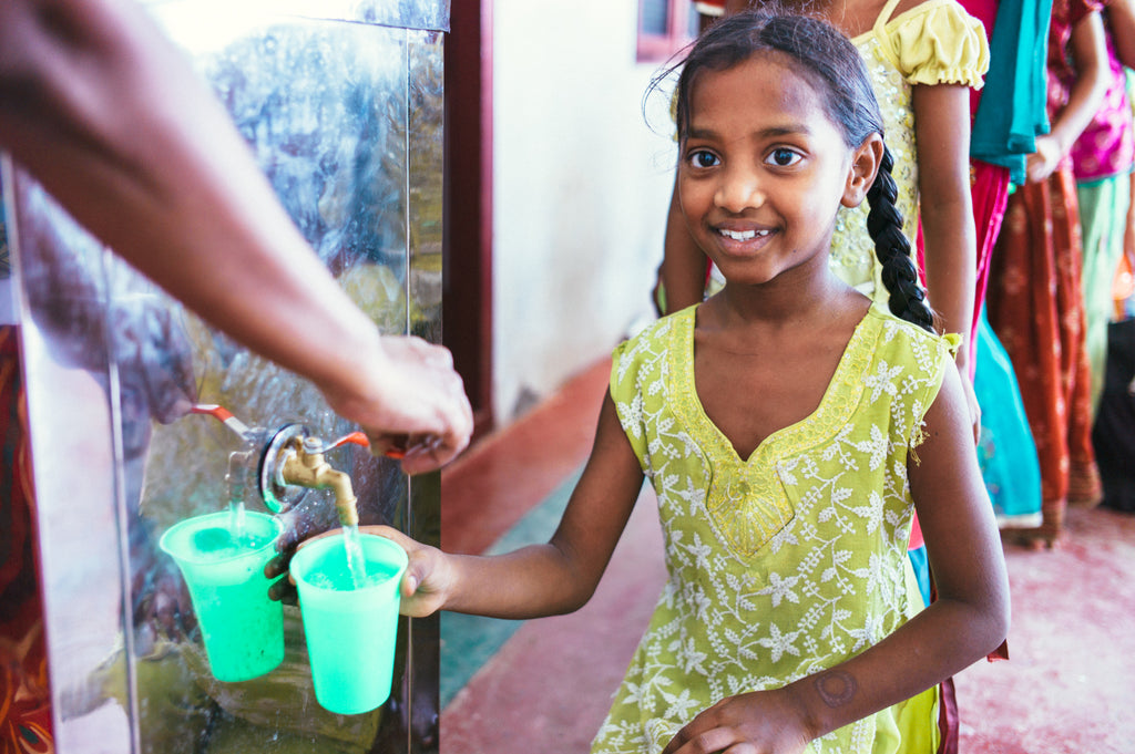 India water crisis update; Girls Home issues Christmas wish list, includes a playground, new clothes, educational aids, and security improvements