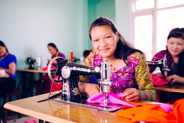 Nepal 'She Has Hope' rehabilitation home celebrates 5 years; 132 trafficking survivors successfully rehabilitated, 47 small businesses launched