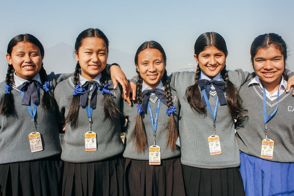 Orphan home students complete Nepali school year with high scores; story of one courageous survivor and transformation of her life now living at our home