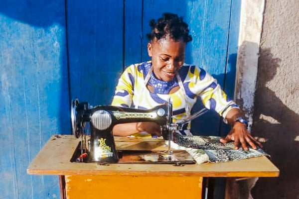 'She Has Hope' home begins tailoring skill development program; Hope Center school continues to persevere under challenging circumstances
