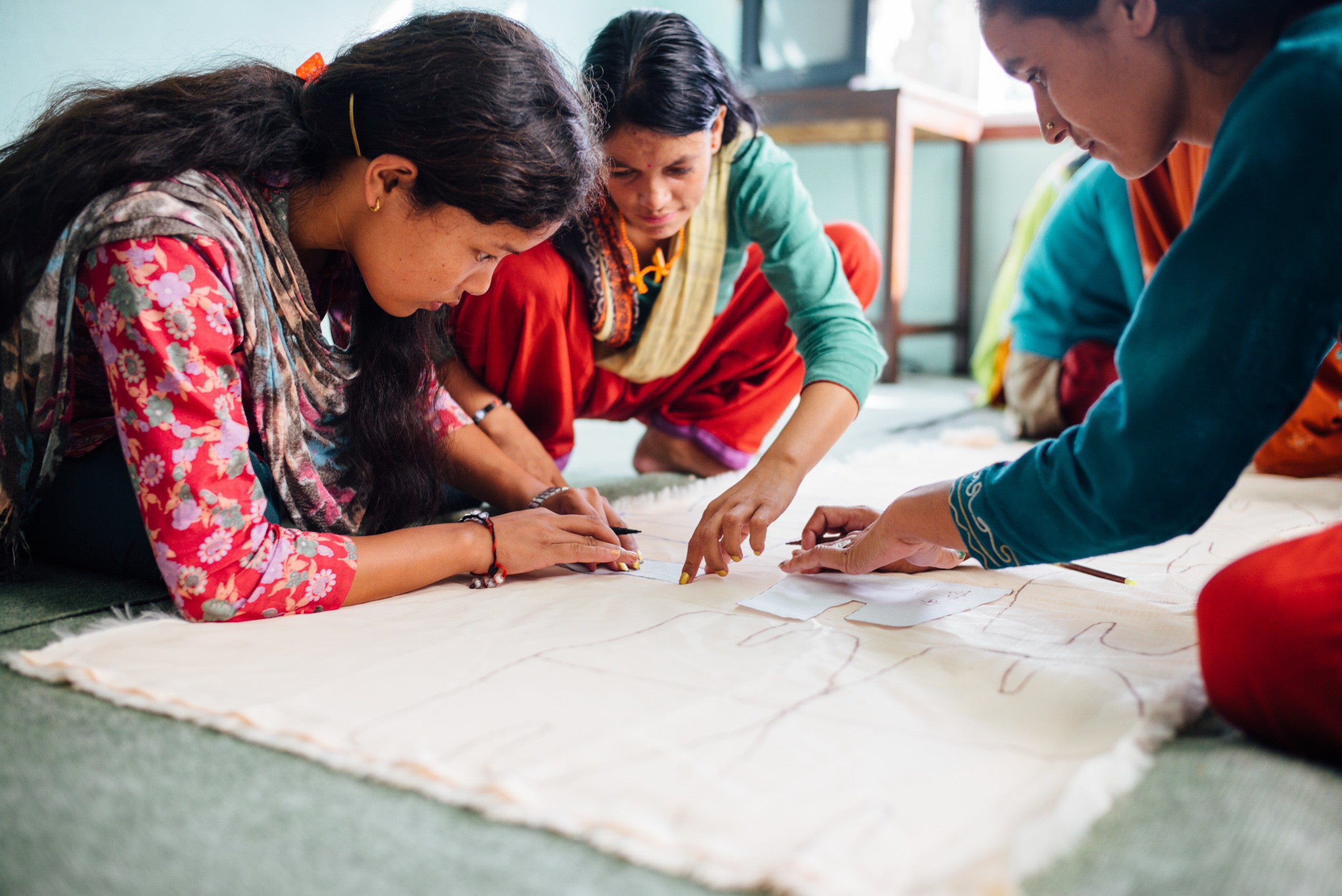 14 girls graduate from Nepal 'She Has Hope' rehabilitation home, 9 starting new tailoring businesses; new rescues arriving this month