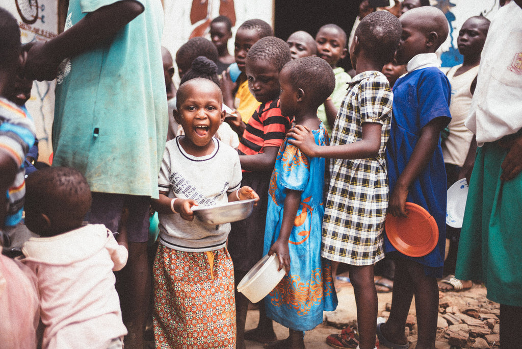 Two young women rescued from human trafficking in Uganda, enrolled in 'She Has Hope' home in Kampala; 143 at-risk students gear up to start back for new semester at our elementary school