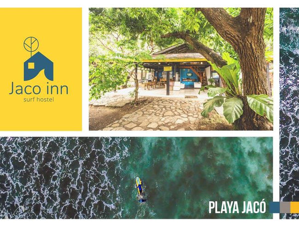 Jaco Inn - Weekly Surf & Yoga Experience - Chiclets Tree Zipline