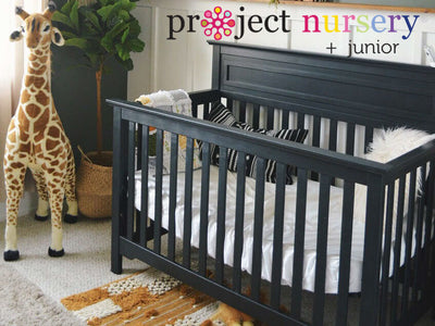 Nursery Reveal: We can't stop dreaming about this Safari nursery! image