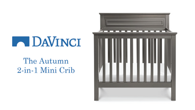 Unboxing & Assembly: Autumn 2-in-1 Mini Crib image