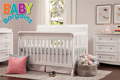 Baby Bargains: Best Baby Crib 2018 image