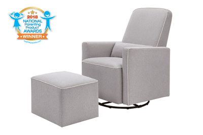NAPPA Winner: Olive Glider and Ottoman image
