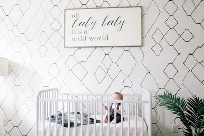 Wilder's Serene Retreat Is His Nursery! image