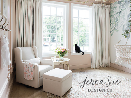 Jenna Sue Design: The Nursery Reveal image