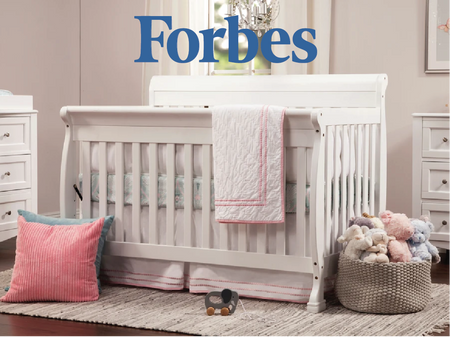 FORBES: 8 of the Best Cribs for Babies in 2020 image