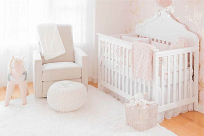 Dreamy and Magical Nursery Reveal for Baby Girl image