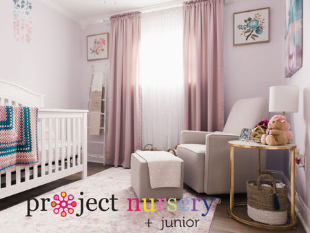 Nursery Reveal: Esme's Ethereal Escape image