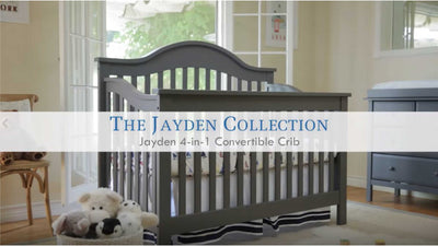 Product Feature: Jayden 4-in-1 Convertible Crib image