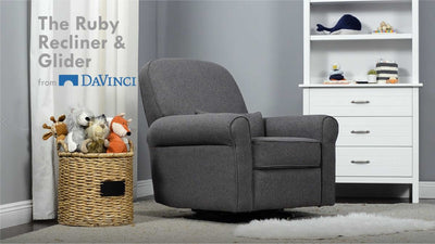 Product Feature: Ruby Recliner and Swivel Glider image