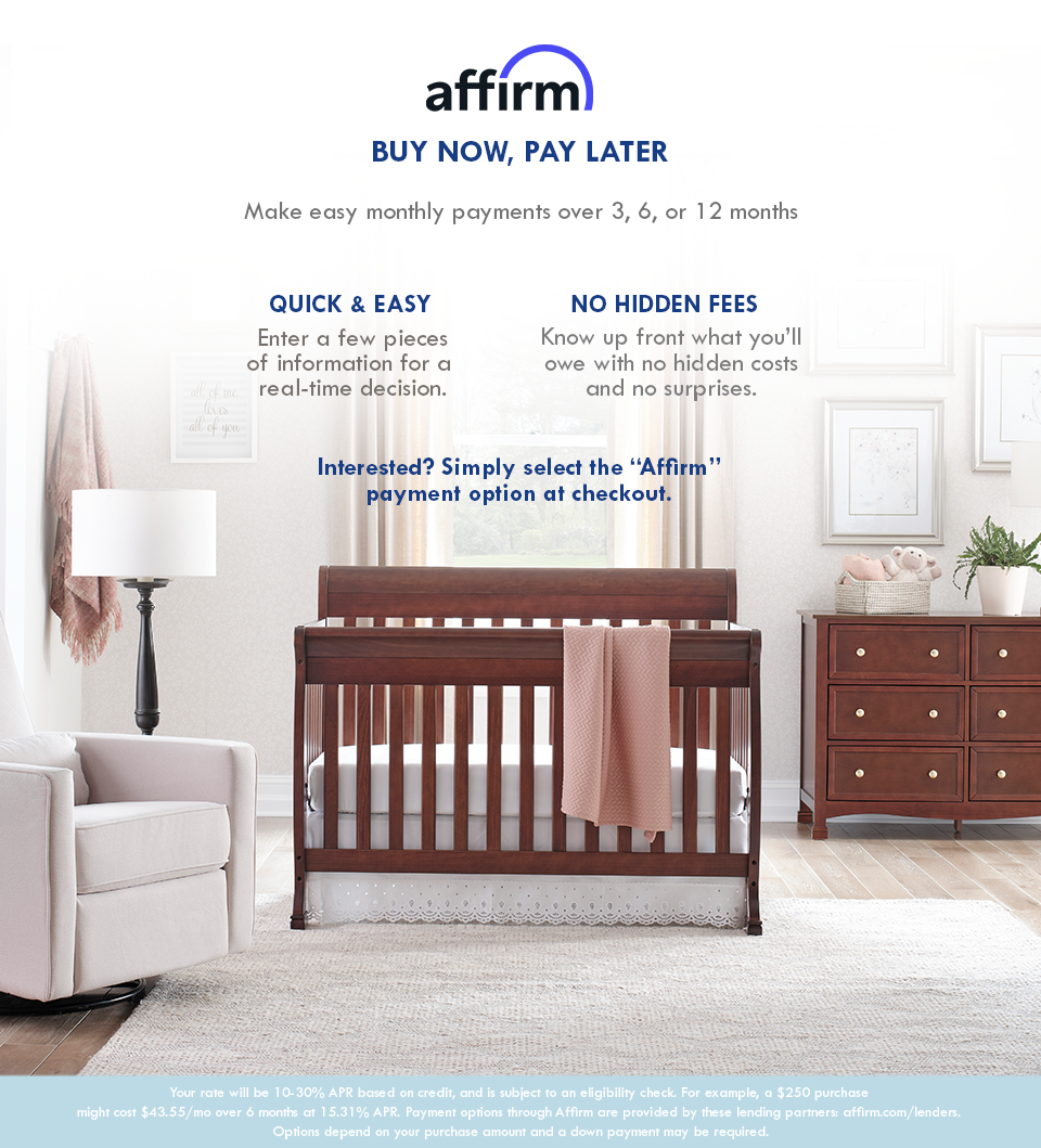 affirm monthly financing