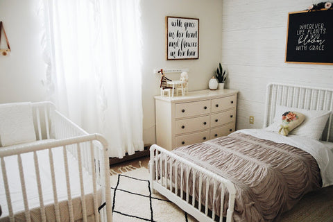 Jenny Lind Twin Bed and Crib