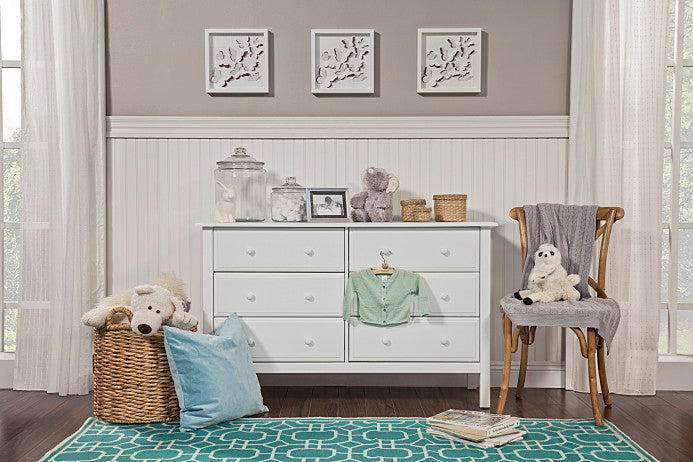 Jayden 6-Drawer Double Dresser