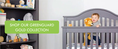 DaVinci Greenguard Gold Nursery Collection