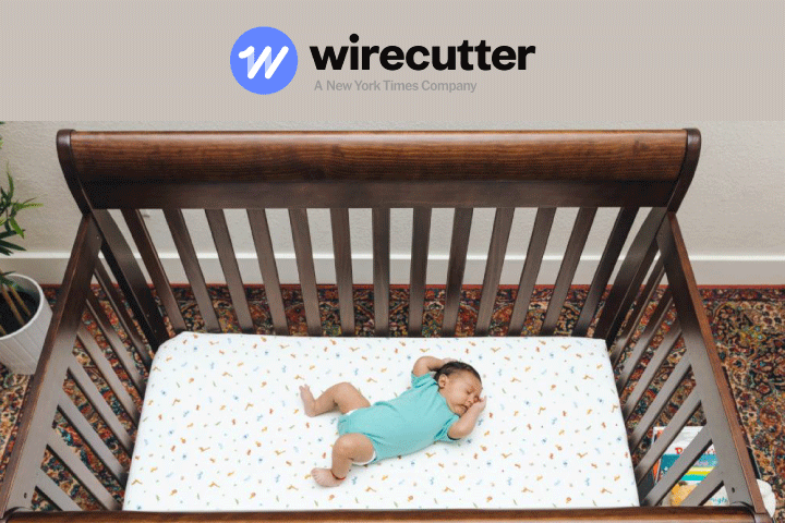Wirecutter: The Best Cribs