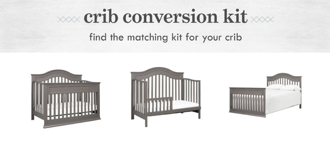 Crib Conversion Kits – DaVinci Baby