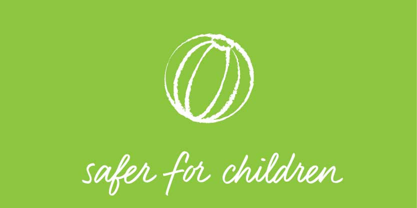 safer for children icon
