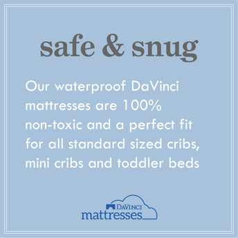 davinci mattresses - safe & snug