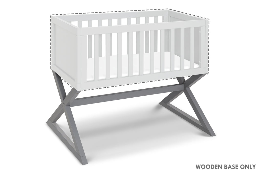 R0934G.BASE, Bailey Bassinet Replacement Base in Grey