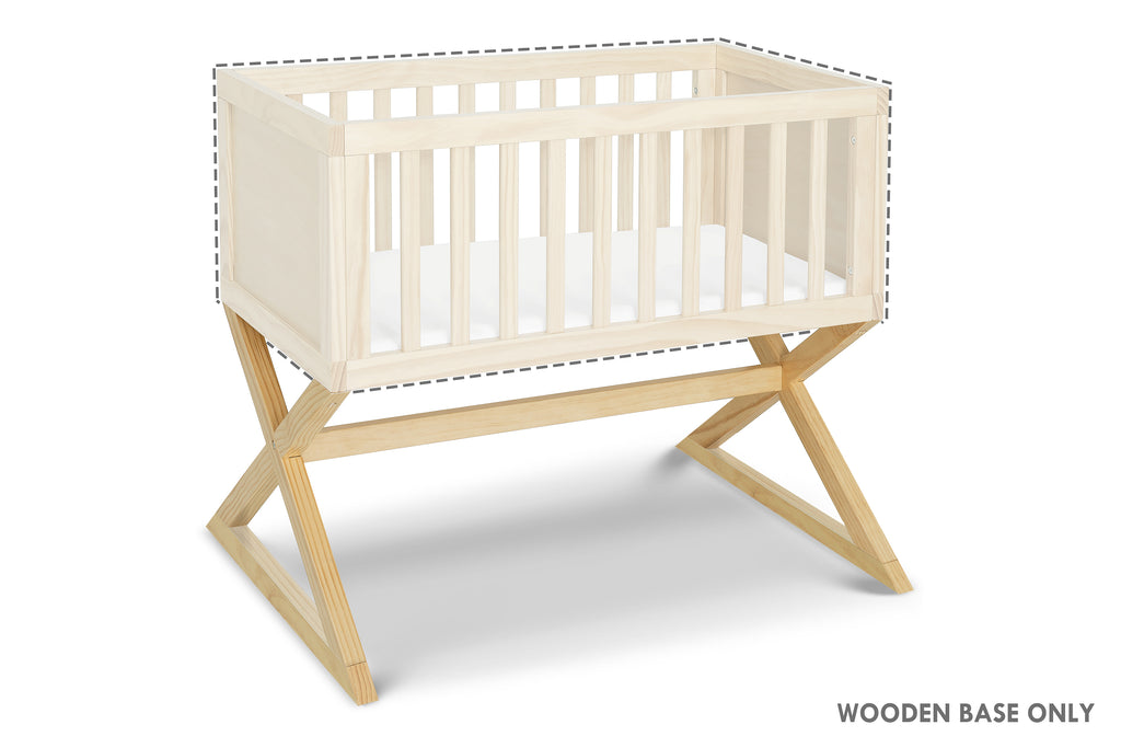 R0934N.BASE, Bailey Bassinet Replacement Base in Natural
