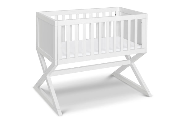 R0934W.BASE, Bailey Bassinet Replacement Base in White White
