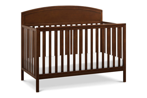 M13401UG,Liam 4-in-1 Convertible Crib in Rustic Grey Espresso