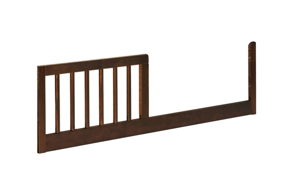 M14799W,Toddler Bed Conversion Kit for Hayley Crib in White Espresso