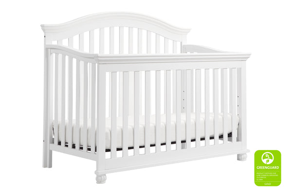 M10101,Sherwood 4-in-1 Convertible Crib White