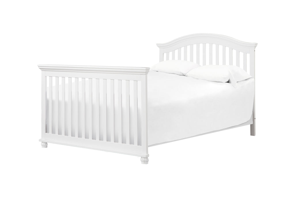 M10101W,Sherwood 4-in-1 Convertible Crib In White