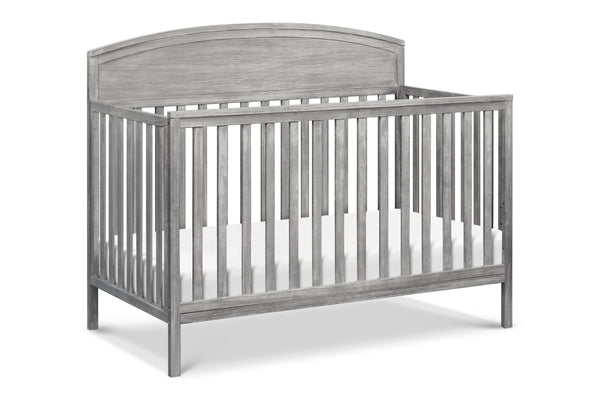 M13401UG,Liam 4-in-1 Convertible Crib in Rustic Grey