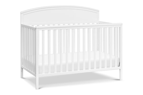 M13401UG,Liam 4-in-1 Convertible Crib in Rustic Grey White