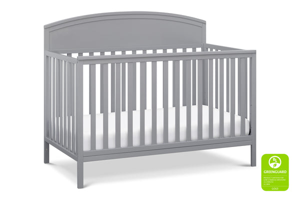 M13401G,Liam 4-in-1 Convertible Crib In Grey Grey