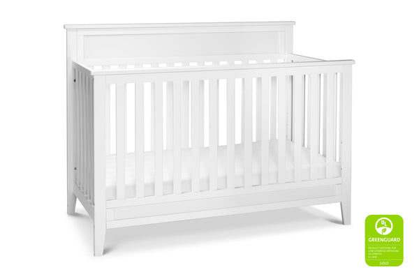 F11301,Connor 4-in-1 Convertible Crib White