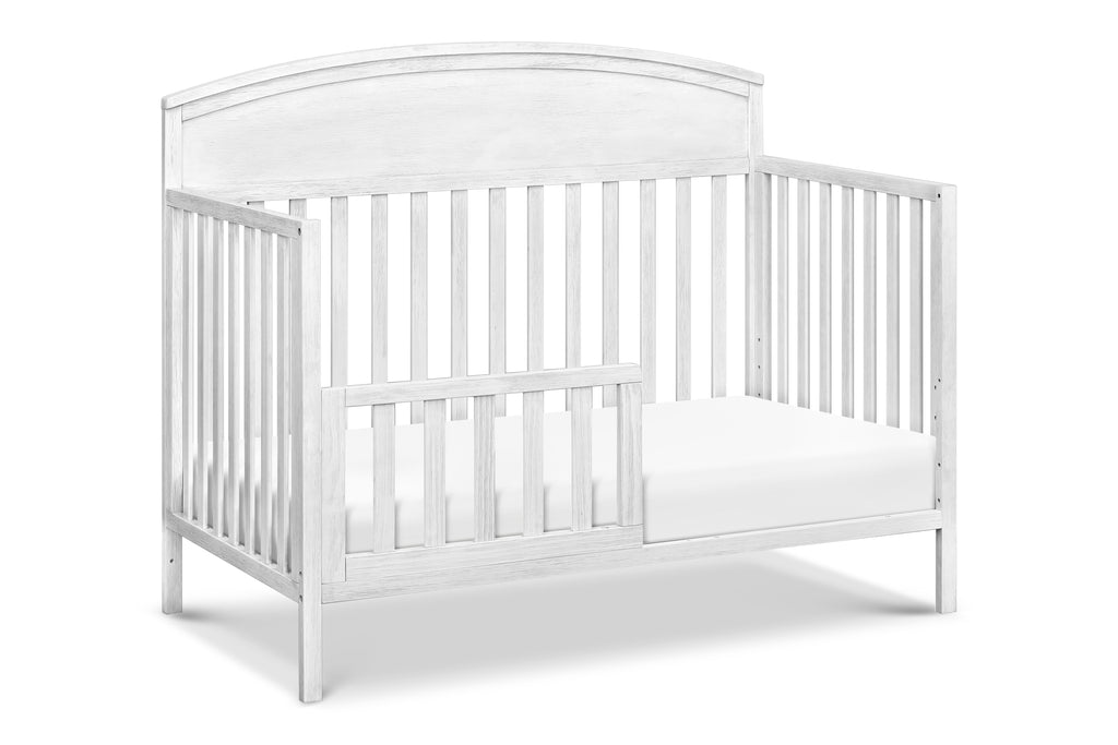 M13401CGW,Liam 4-in-1 Convertible Crib in Cottage White