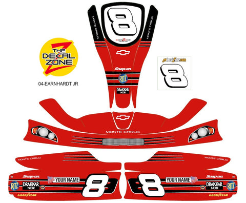04-EARNHARDT JR 8